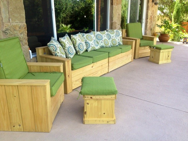 Custom Patio Furniture